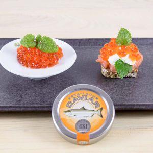 Wildlachscaviar 100g